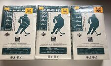 Lot of 3 1994-95 Sealed UPPER DECK CANADIAN BILINGUAL SERIES 1 HOCKEY Boxes