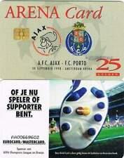 Arenakaart A023-01 25 gulden: Ajax-Porto