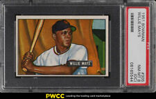 1951 Bowman Willie Mays ROOKIE RC #305 PSA 8(oc) NM-MT (PWCC)
