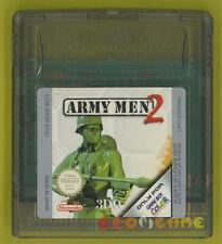 ARMY MEN 2 Game Boy Color Gbc Versione Europea »»»»» SOLO CARTUCCIA