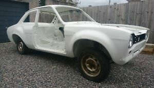 Ford Mk1 Escort historic rolling shell (rs1600, 2000, mexico, rally, race)