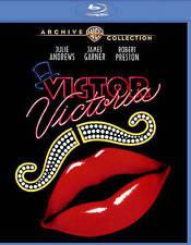 Victor/Victoria [Blu-ray], Very Good Disc, Julie Andrews, James Garner, Robert P