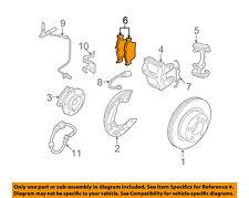 BMW OEM 09-13 328i Brake-Front Pads 34116790759
