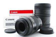 Canon EF 100mm f/2.8 Macro AF Lens EF Mount From Japan 622516