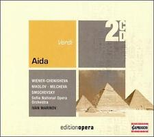 VERDI: AIDA NEW CD