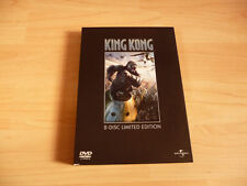 Doppel DVD King Kong - Limited Edition - 2006