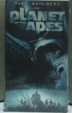 Planet of the Apes Mark Wahlberg Vhs Movie 20th Century Fox 2001