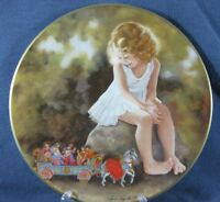 Music For A Queen Lynn Luppeti Magic People Series Collector Plate