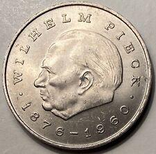 Pièce Allemagne de l'Est 20 mark DDR RDA 1972 WILHELM PIECK 1876 1960