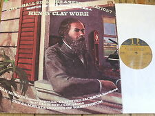 H-71317 Songs of the Civil War Era by Henry Clay Work