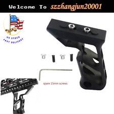 Skeletonized Vertical Angled Foregrip Keymod Grip 20mm Picatinny Weaver Rail Us 00004000