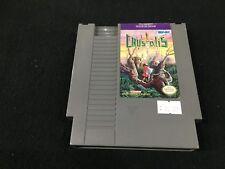 Crystalis by SNK Original Nintendo NES Video Game - Nice & Clean