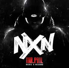 33 LP   Mr. Phil ‎– NXN (Niente Per Nessuno) TAK PRODUCT INC ITALY 2014 UNPLAYED