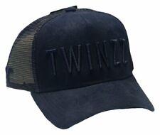 Twinzz - Twinzz 3D Mesh Suede Trucker Cap Sent Sameday*