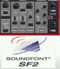 Nord Lead Soundfonts logic Maschine FL Studio Fruity Loops dubstep trap house
