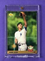 Derek Jeter 1993 Upper Deck. Rookie Card RC. (NEW YORK YANKEES) Card #449🔥