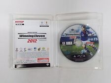 PlayStation3 -- World Soccer Winning Eleven 2012 -- PS3. JAPAN GAME. 58559