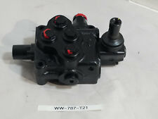 New Walvoil Hydraulic Directional Control Valve SD5/1 1 DA cylinder spool