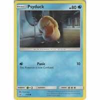 Psyduck - 7/18 - Common Holo Foil Card - Pokemon TCG Detective Pikachu