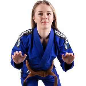 Tatami Fightwear Women's Elements Ultralite 2.0 BJJ Gi - Blue