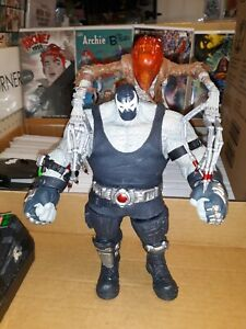 DC multiverse mcfarlane collectables batman last knight earth bane baf complete