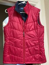 Ibex Women's Pink Medium Packable Vest Wool Aire Same Day Shipping!