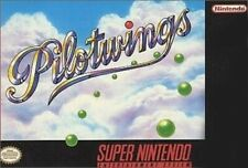 SNES  Super Famicom game Pilotwings JAPAN CIB boxed very good condition