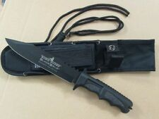 COLTELLO Da Caccia Coltello da cintura coltello Blackfield BASIC GUARD Coltellino 88200