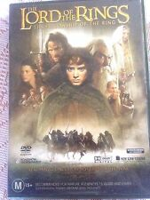 The Lord Of The Rings - The Fellowship Of The Ring (DVD, 2002, 2-Disc Set) *USED