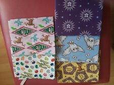 Fat Quarter Bundle Harry Potter 'Honeydukes', 5 Pieces Brand New