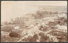 More details for rosemarkie, black isle, ross-shire. a view over the village. 1909 real photo pc