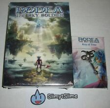 Rodea the Sky Soldier - Limited Edition (Action; Nintendo 3DS, 2015) NEW, RARE!