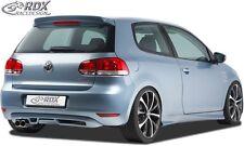 Volkswagen Golf MK6 - Rear bumper spoiler