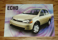 Original 2000 Toyota Echo Postcard 00