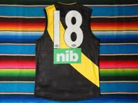 ✺New✺ ALEX RANCE 2017 Richmond Premiers Guernsey SIZE MEDIUM AFL Tigers Jumper