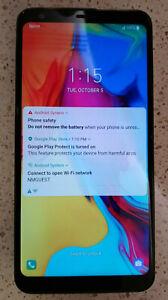 LG Stylo 5 LMQ720PS - 32GB - Silver (Boost Mobile) (Single SIM)