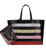 Victoria's Secret Tote Bag Bling Sequin Pouch Black Friday 2017 Tb47