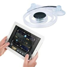 Targus Fling Joystick Game Controller for New iPad Tablets w/Suction Cups-Clear