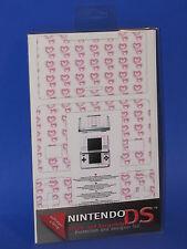 Modding Skin Nintendo DS Hearts Spielkonsole Schutz vor Kratzern