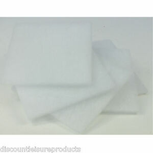 Compatible Juwel Aquarium Tank COMPACT/BIOFLOW 3.0 Filter Foam Sponge Poly Pads
