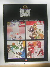 History of the Super Bowl Volume 1: Featuring Super Bowls I through IV (NFL)