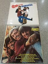 The Monkees  and  monkees Headquarters - RD-7886 -  original Mon vinyl LPs - uk