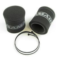 RAMAIR carb air filter socks Weber  DCOE Dellorto DHLA   p/n cs-004