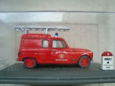 MINIATURE VAN FIREFIGHTER 1/43 FIREFIGHTERS FIREFIGHTERS CITY OF NICE 1965