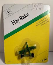 1/64 John Deere Green Side Delivery Rake