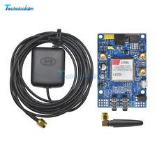 SIM808 Module GSM GPRS GPS Development Board + GPS GSM Antenne For Arduino