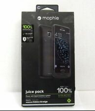 Mophie juice pack Battery Case for Samsung Galaxy S6 Edge - (3,300mAh) - Black