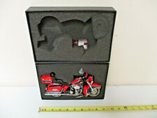 Harley-Davidson Boston Red Sox 2007 Champs Electra Glide By DCP 1/12th Scale