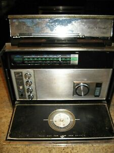 zenith Royal D7000Y Transoceanic transister radio,,,,,working with adaptor