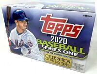 2020 TOPPS BASEBALL SERIES ONE #1-199! BUY 3 GET 1 FREE - FREE SHIPPING